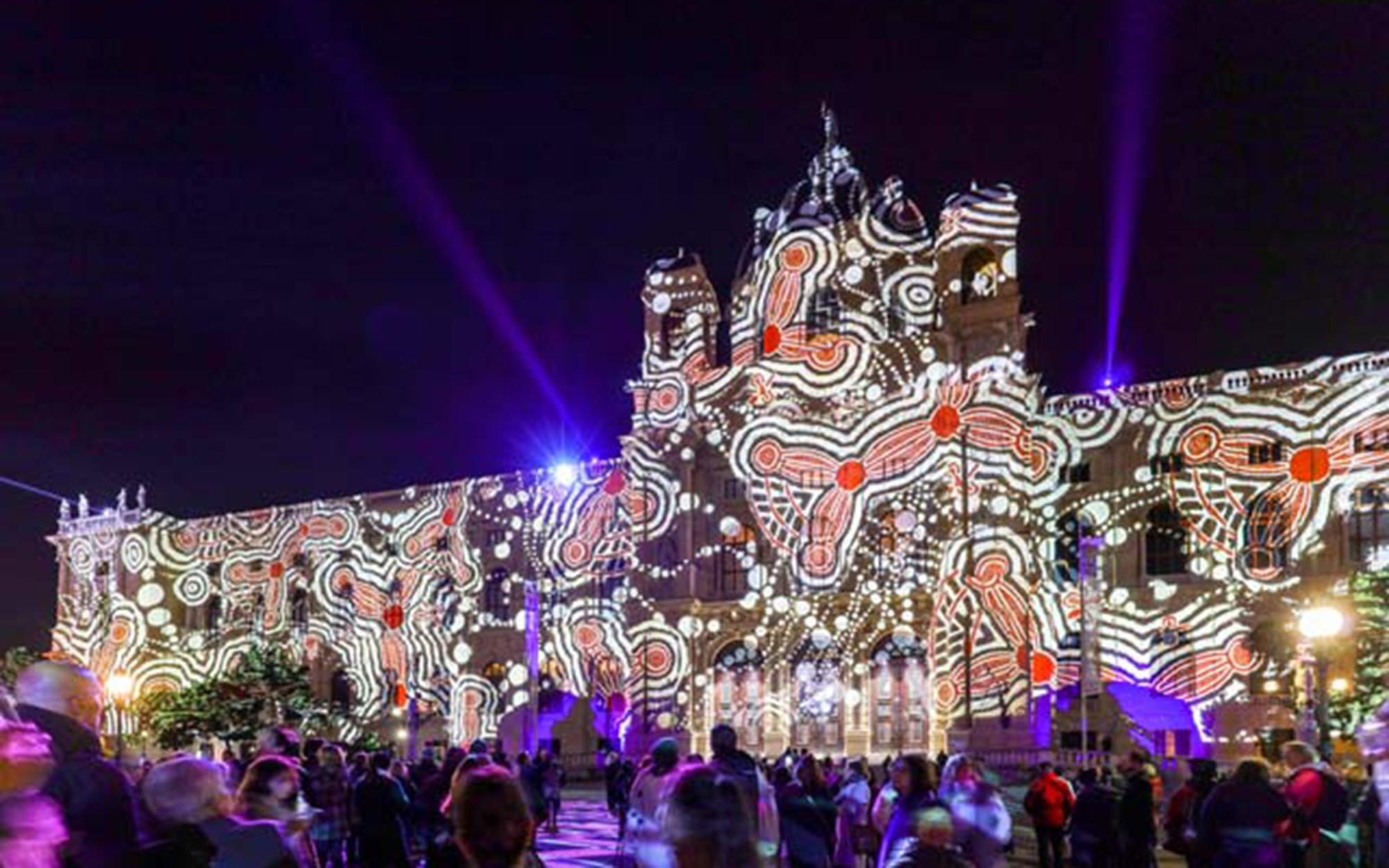 Das Lichterfest 2016