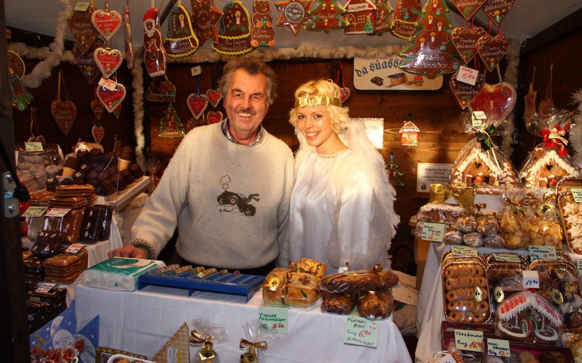 Der Adventmarkt Cobenzl