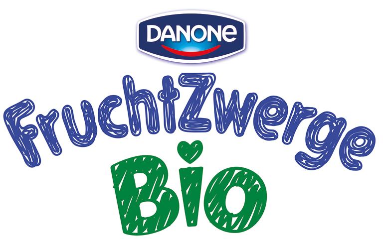 Logo Danone FruchtZwerge Bio