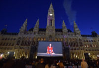 Film Festival 2018, Leinwand am Rathausplatz